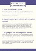 SEO: Important Things You Need To Know - Page 4