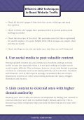 SEO: Important Things You Need To Know - Page 5