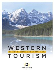 Western Tourism Catalogue Spring 2018 web