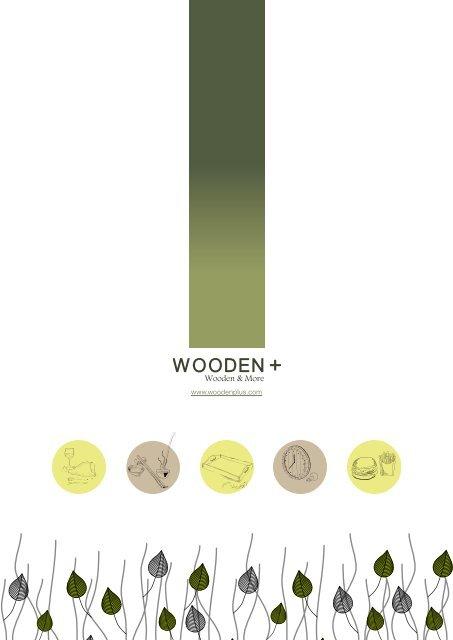 Woodenplus 2018 Birinci Dönem Katalogu