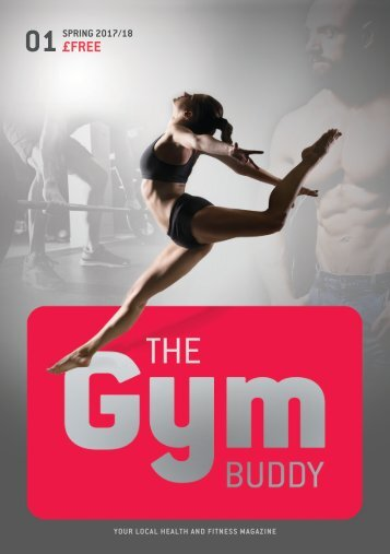 Gym Buddy Magazine issue 1