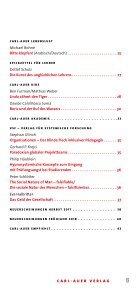 Carl-Auer Verlag Neuerscheinungen Frühjahr 2018 - Page 5