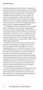 Carl-Auer Verlag Neuerscheinungen Frühjahr 2018 - Page 6
