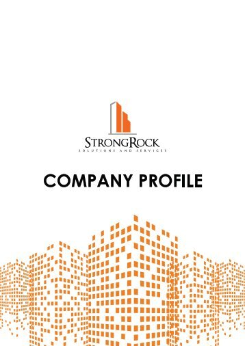 StrongRock Comapny Profile