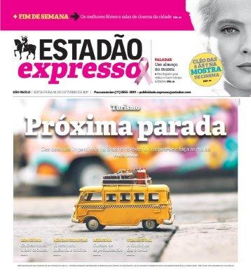 Estadão Expresso - Edição de 20.10.2017