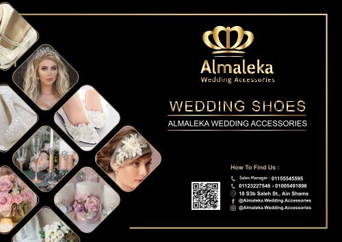 Almaleka Wedding Accessories