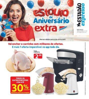 Estadão Expresso - Edição de 27.10.2017