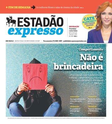 Estadão Expresso - Edição de 03.11.2017