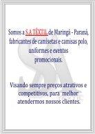 Catalago S.A Têxtil  - Page 2