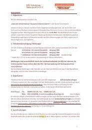 Reglement DSV Schülercup 2012/2013 - Deutscher Skiverband
