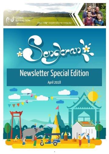 Songkran Special Edition