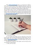 Guide on How to Write Your Successful Personal Response Essay - Page 3