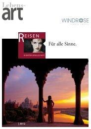 WINDROSE Lebensart 2012