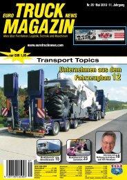 Euro Truck News Digital Nr. 05/2018