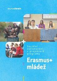 Sociální začleňování v projektech programu Erasmus+ mládež