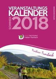 Touristenführer & Veranstaltungskalender Sommer 2018