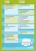 Programmaboek Thinking Planet 2018 - Page 4