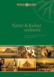 WINDROSE NaturKulturWeltweit 1012