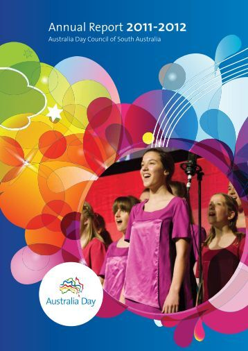 Annual Report 2011-2012 - Australia Day
