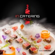 IN_CATERING PRESENTATION OF CATERING SERVICES
