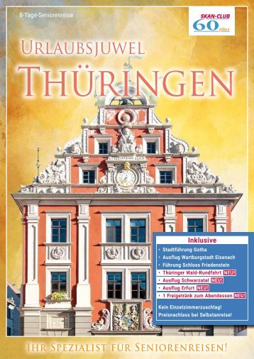 Urlaubsjuwel Thüringen
