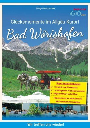 Glücksmomente im Allgäu-Kurort Bad Wörishofen