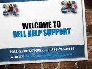 Dell Printer Support Service Call +1-855-746-8414