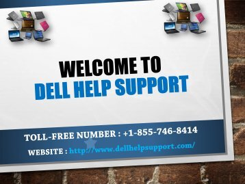 Dell Printer Support Service Call +1-855-746-8414