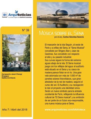 e-AN 39 nota 1 Música sobre el Sena