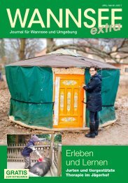 Wannsee extra APR/MAI 2017