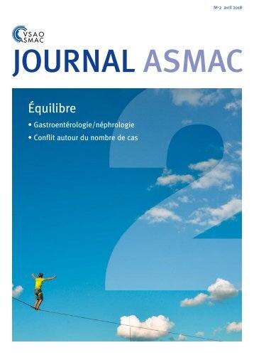 JOURNAL ASMAC No 2 - avril 2018