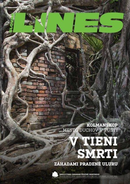 Slovak Lines magazin 4 2018
