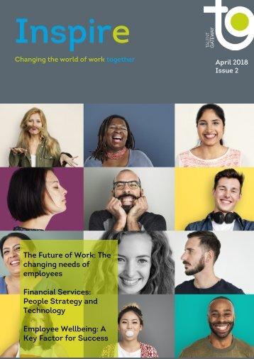 Talent Gateway Inspire Magazine Issue 2 v1