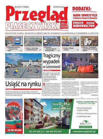 Przegląd Piaseczyński, wydanie 192