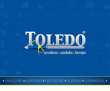 Catalogo Toledo 2018
