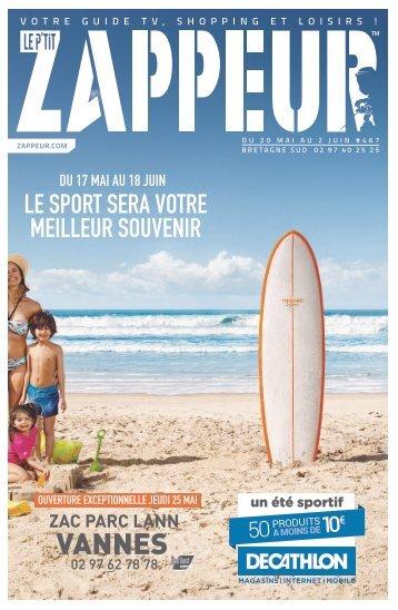 Le P'tit Zappeur - Bretagnesud #467