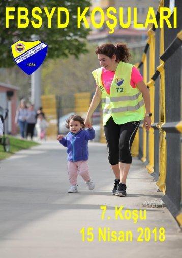 FBSYD KOŞULARI BÜLTEN-7a