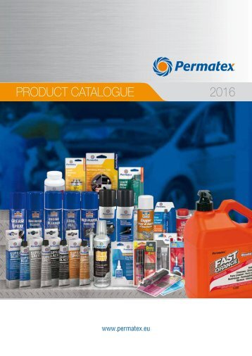 Permatex 2017 ENG catalogue