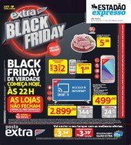 Estadão Expresso - Edição de 23.11.2017 - Especial Black Friday