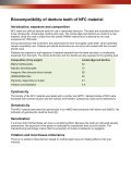 Nanoparticles in dental products - Candulor - Page 4
