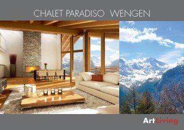 CHALET PARADISO WENGEN - ArtLiving