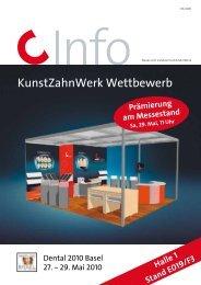KunstZahnWerk Wettbewerb - Candulor
