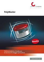 Brochure PolyMaster - Candulor
