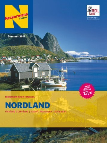 NECKERMANN Nordland So11