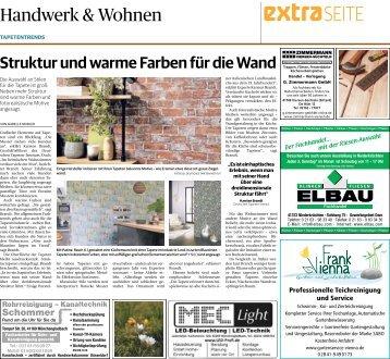 Handwerk & Wohnen  -18.04.2018-