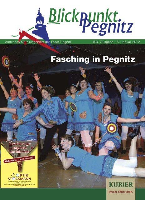 Fasching in Pegnitz - Blickpunkt Pegnitz - Nordbayerischer