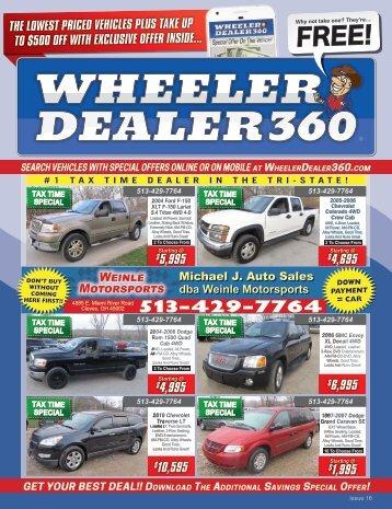 Wheeler Dealer 360 Issue 16, 2018