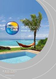 ThomasCook SelectionFernreisen Wi1213