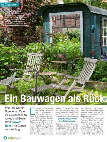 3 Free Magazines From Gartengaleriestorkde