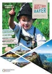 AustroBayer 2018 Ausgabe Sommer